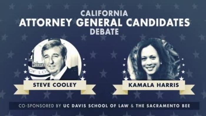 State Attorney General Debate Kamala Harris Ken Cooley 10 05 2010 University Of California Davis
