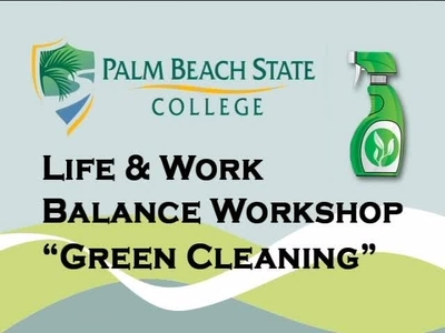 Green Cleaning Palm Beach State College Mtis