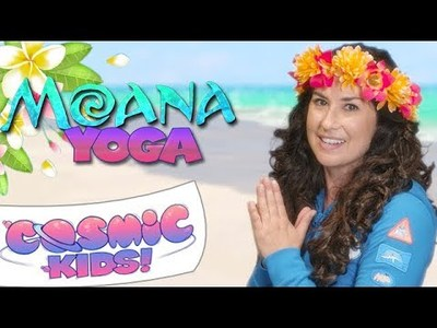 Moana A Cosmic Kids Yoga Adventure Schooltube Safe Video Sharing And Management For K12