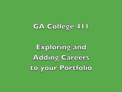 gacollege411 sign in