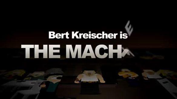 Bert Kreischer is the Machine (Video) : theCHIVE