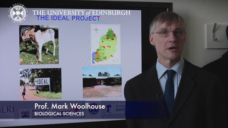 Mark Woolhouse - Biological Sciences- Research In A Nutshell ...